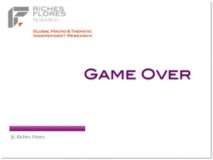 Game Over Couv